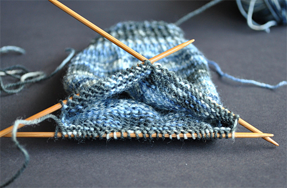 How To Knit Your First Sock Part 1