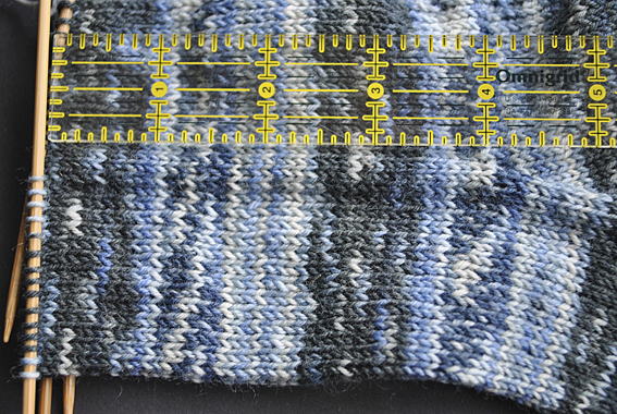 2a06506ee8eb How to Knit Your First Sock Part 4