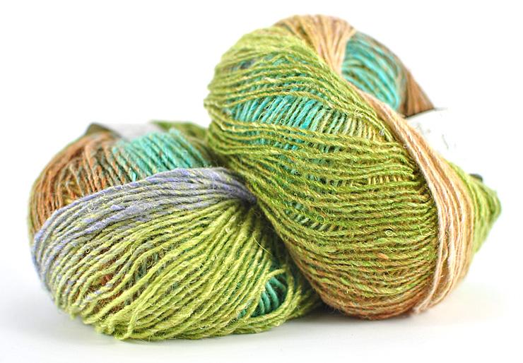 Noro Silk Garden Lite - Knitting Squirrel