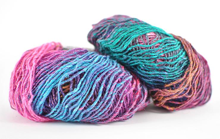 Noro Silk Garden Lite Colour 2077