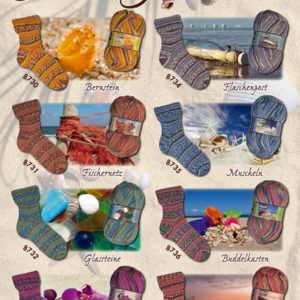 Opal Beachcombing Sock Yarn