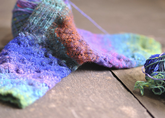Vorticity Socks