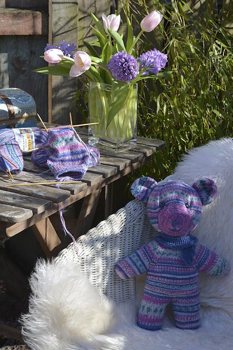 Arne & Carlos Teddy Bear 19