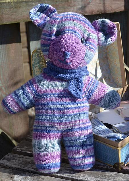Arne & Carlos Teddy Bear 2