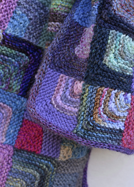 Mitred Square Scarf 3