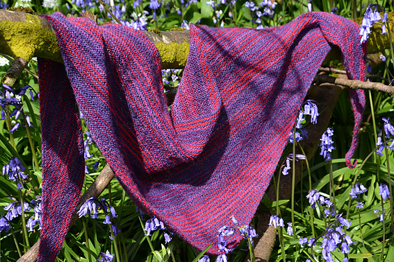 Just Knit It Shawl