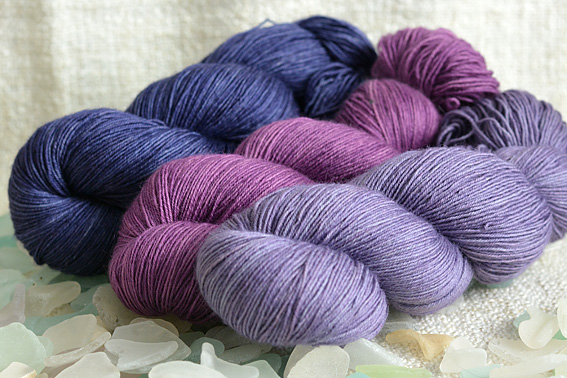 KS BFL 4ply Sock Yarn
