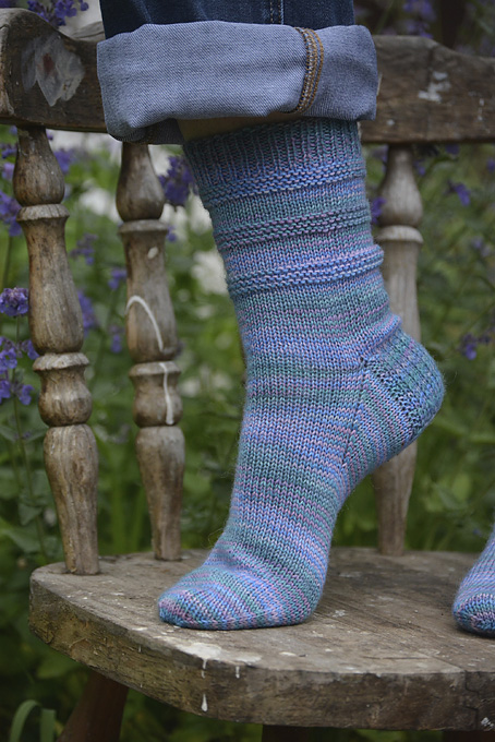 Nepeta Socks