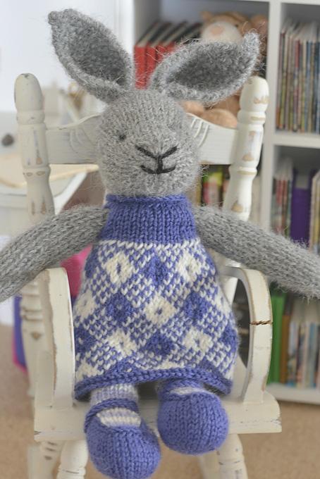 Esmerelda Alpaca Bunny