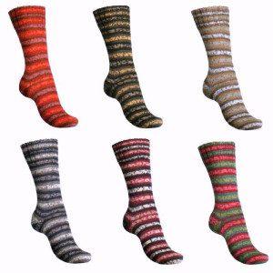 Regia Snowflake Sock Yarn