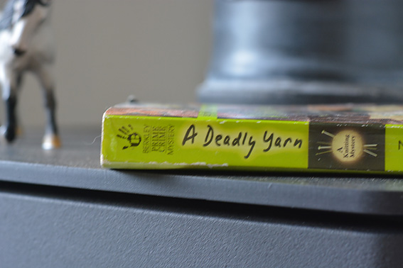 A Deadly Yarn book review