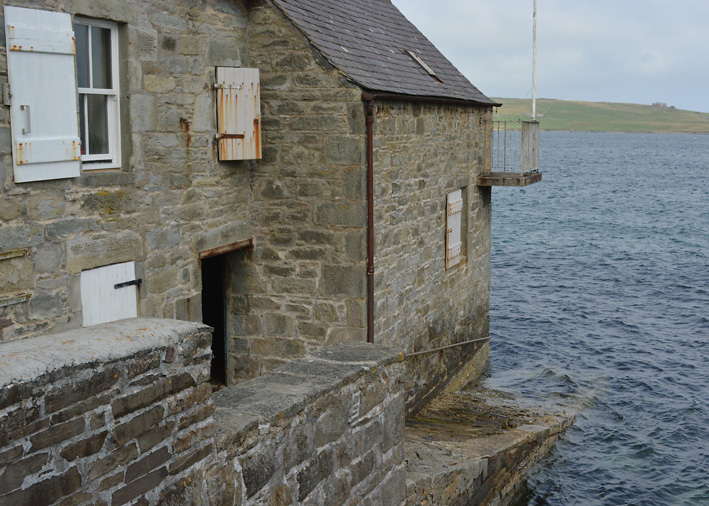 Old Harbour, Lerwick
