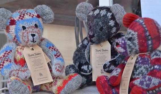 Fair Isle Burra Bear Group