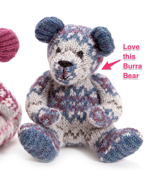 Fair Isle Burra Bear