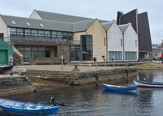 Shetland Museum 1