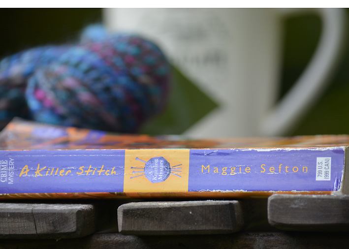 A Killer Stitch by Maggie Sefton