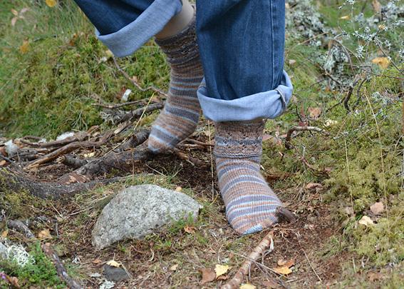 Cuff Socks 16a
