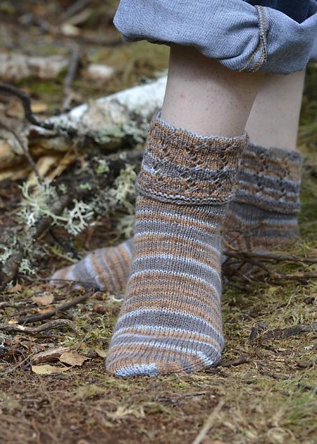 Cuff Socks 18