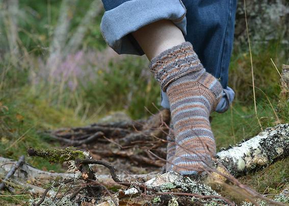 Cuff Socks 20a