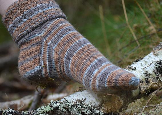 Cuff Socks 21a