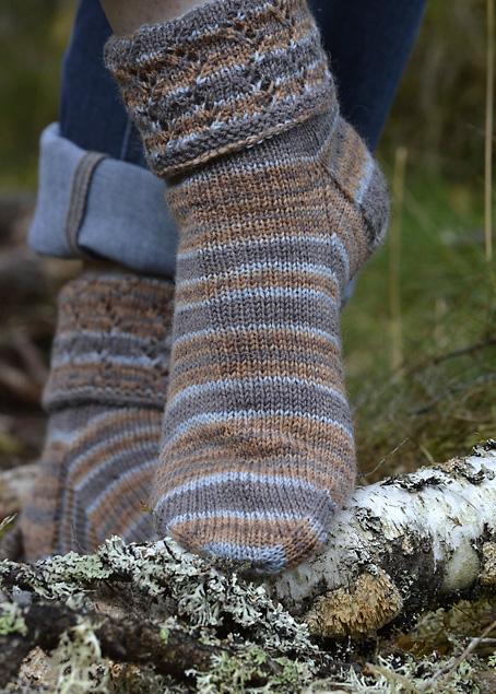 Cuff Socks 23