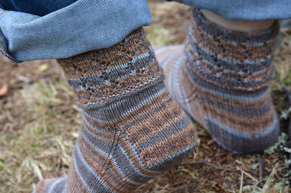 Cuff Socks 7a
