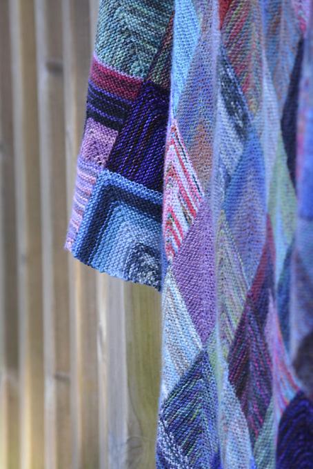 Mitred Squares Blanket Pt3 3