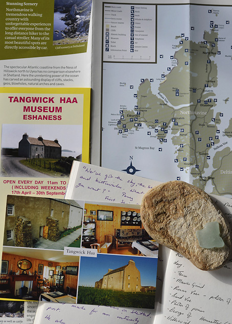 Tangwick Haa Museum Northmavine