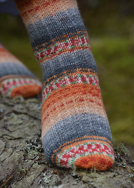 Sweet and Spicy Socks 11