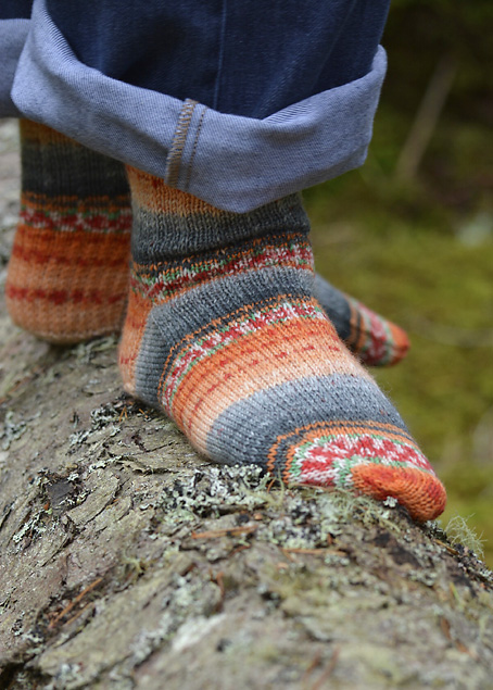 Sweet and Spicy Socks 14