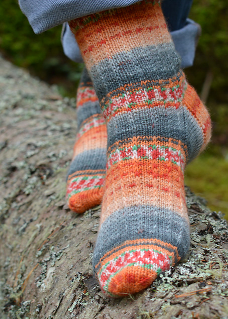Sweet and Spicy Socks 15