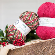 WYS Signature 4ply Christmas Special