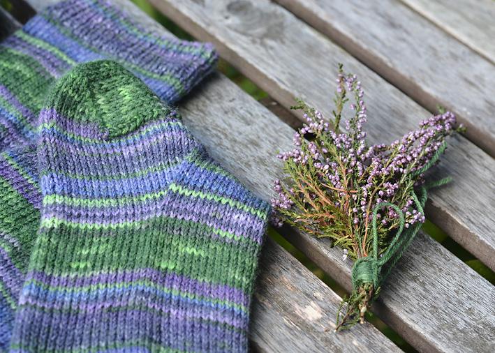Rainforest Socks 3