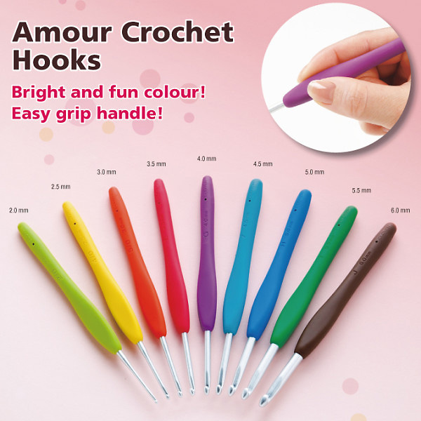 4.0 mm Clover Amour Crochet