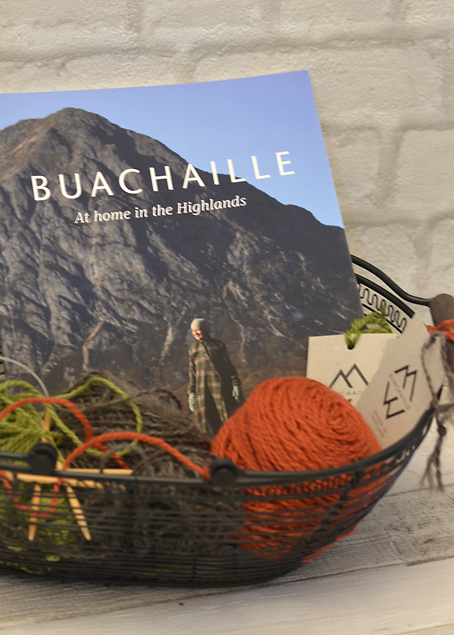 Buachaille - At Home in the Highlands