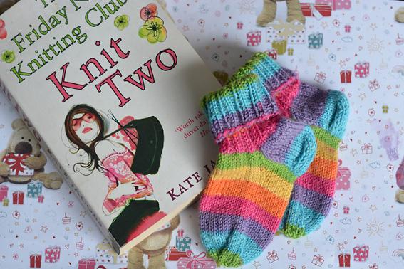 Friday Night Knitting Club Knit Two