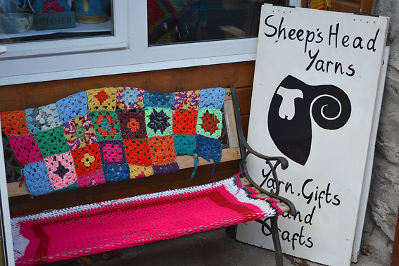 Sheep's Head Yarn Festival Kilcrohane