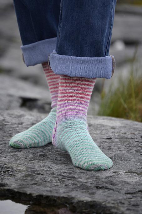 Knit Circus Socks