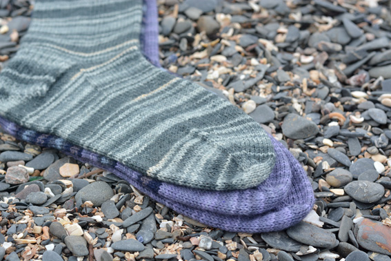 Basic Sock Pattern To Fit Shoe Sizes Uk 7 To 12 Eu 40 To 46 And