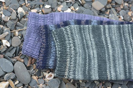 Basic Sock Pattern in 6 Sizes