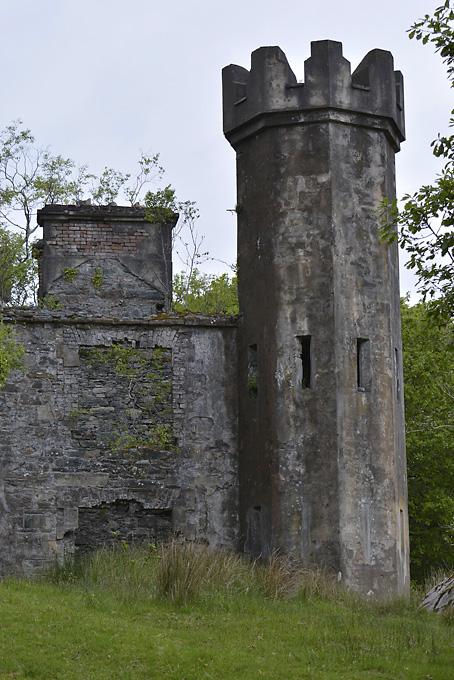 Derrycunnihy Constabulary Barracks