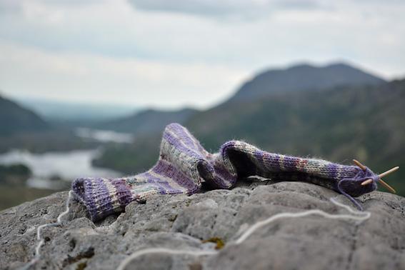 Wandering Socks Ladies View