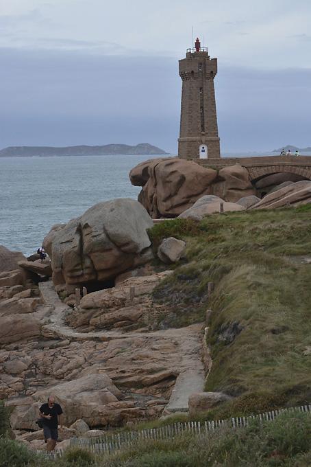 Pink Granite Coast Brittany