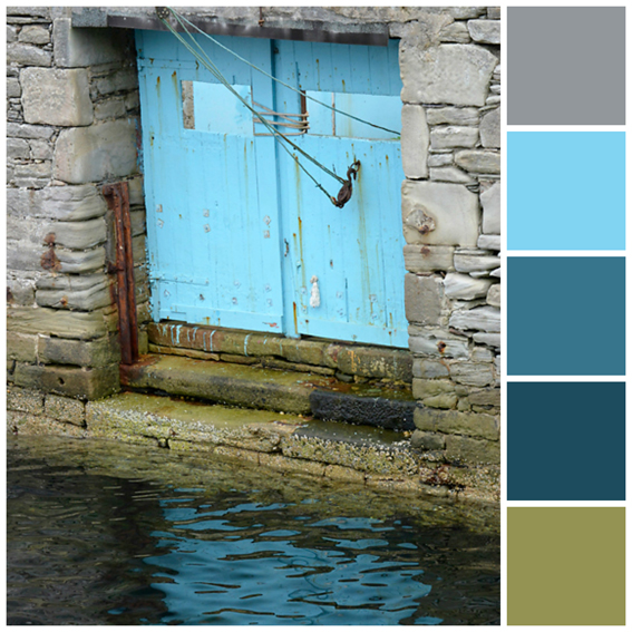 Shetland Colour Inspiration 1