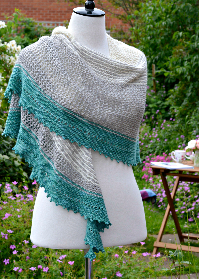 Jujuy Shawl by Joji Locatelli
