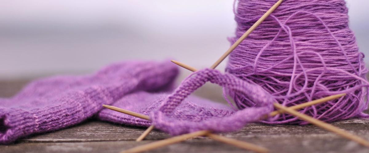 Violet-Socks