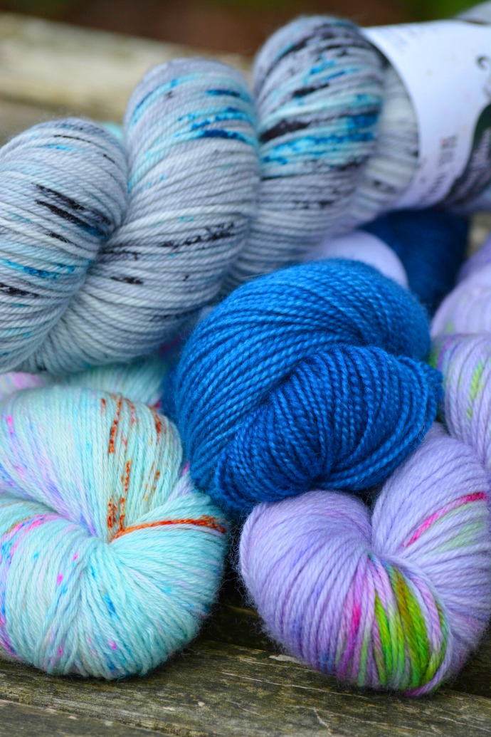 Yarn Purchases at EYF 2017