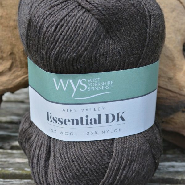 604 Taupe WYS Aire Valley Essential DK