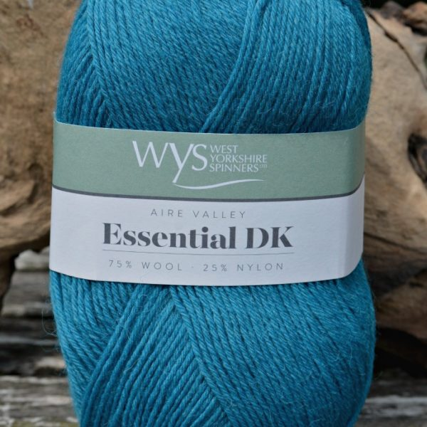 612 Turquoise WYS Aire Valley Essential DK