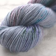 Will-o'-the-Wisp Hand Dyed Opal Sock Yarn